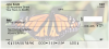 Monarch Butterflies Personal Checks | ANI-38