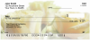 Spring Rose Bouquet Personal Checks | FLO-41