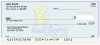 It's Happy Bunny Cute Personal Checks | IHB-01