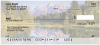 Pristine Mountain Lakes Personal Checks | SCE-77
