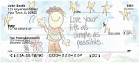 Simplicity Personal Checks by Amy S. Petrik | AMY-15