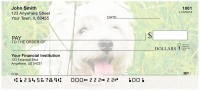 West Highland Terrier Personal Checks | GCA-09