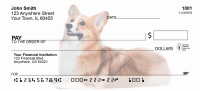 Corgi Personal Checks | GCA-30