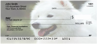 American Eskimo Dog Personal Checks | GCA-91