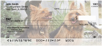 Australian Terrier Personal Checks | GCA-95