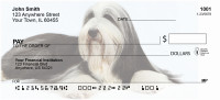Bearded Collies Personal Checks | GCB-04