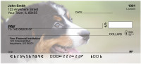 Bernese Mountain Dog Personal Checks | GCB-06