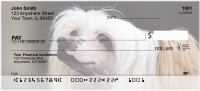 Chinese Crested Personal Checks | GCB-40