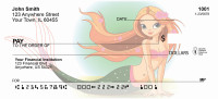 Mermaid Personal Checks | GCB-53