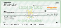 The Not-So-Guilty Pleasures Of It's Happy Bunny Personal Checks | IHB-15