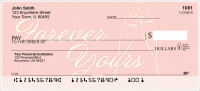 Forever Yours Personal Checks | LOV-20