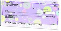 Cute as a Button Side Tear Personal Checks | STGEP-002