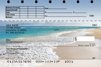 Everchanging Beaches Top Stub Personal Checks | TSSCE-21