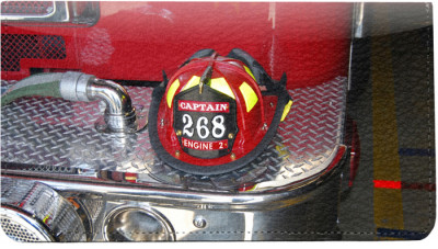 Firefighting Equipment Leather Cover | CDP-PRO51