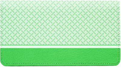 Green Safety Leather Cover | CDP-VAL002