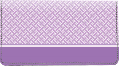 Purple Safety Leather Cover | CDP-VAL27