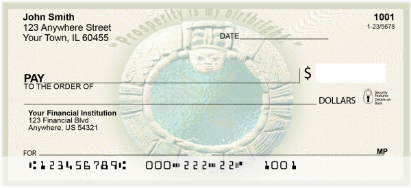 Prosperity Personal Checks | AFR-02
