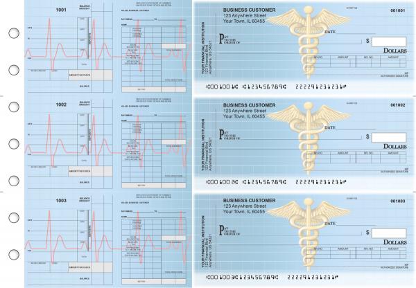 Medical Payroll Invoice Business Checks