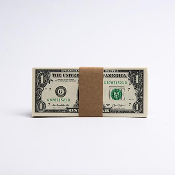 Kraft Brown No Denomination Currency Band