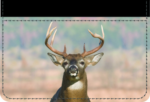 Big Horned Buck Debit Caddy | DLC-ANK71