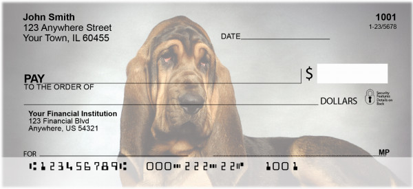 Bloodhound Personal Checks | GCA-71