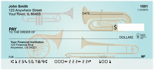 Musical Instruments Checks | GEP-99