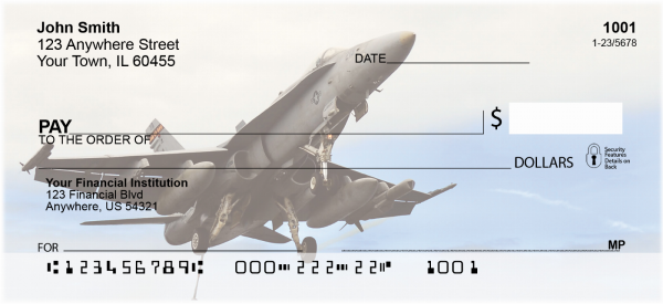 FA-18 Aircraft Personal Checks | MIL-82