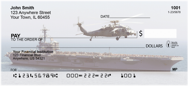 Helicopters in Action Personal Checks | MIL-83
