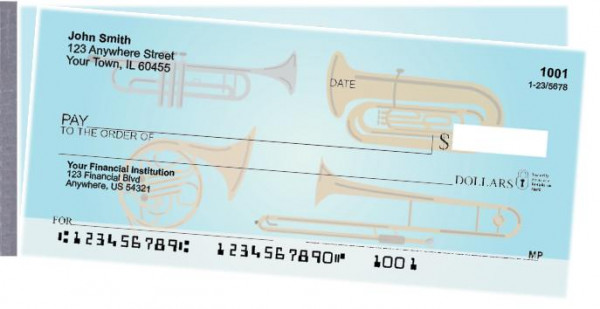 Musical Instruments Side Tear Checks | STGEP-99
