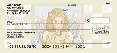 Angels Personal Checks