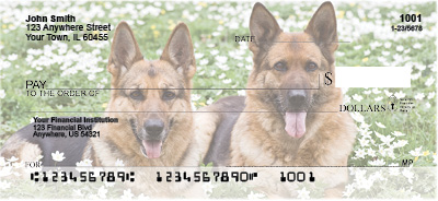 German Shepherd Checks