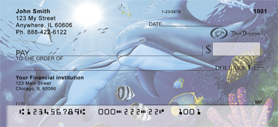 Dolphins Bank Checks