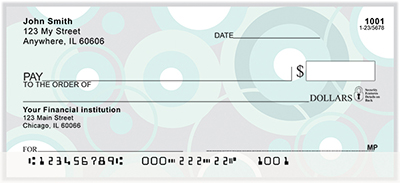 Circles Personal Checks