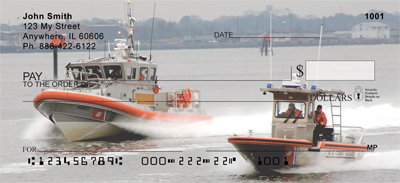 Coast Guard Boats  Checks