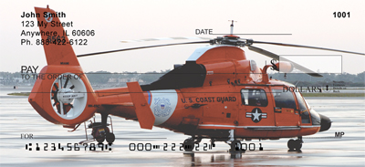 Coast Guard Helicopters Checks