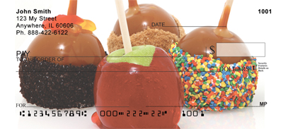 Candy Apple Checks - Candy Apple Personal Checks