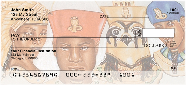 Pharaoh's Personal Checks
