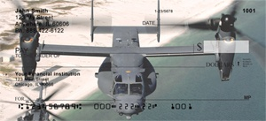 MV-22 Osprey Personal Checks