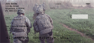 Soldiers in Action Personal Checks