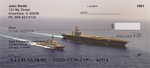 USS McFaul Personal Checks