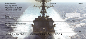 USS Farragut Personal Checks