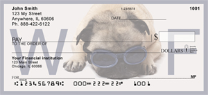 Pug Checks - LOL Pugs Personal Checks
