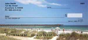 Beach Piers and Condos Personal Checks