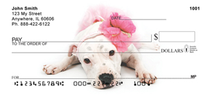 Pit Bull Puppies Personal Checks