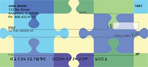 Jigsaw Puzzle Personal Checks - Puzzle Checks