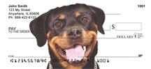 Rottweiler Checks - Rottweilers Personal Checks