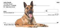 Belgian Malinois Personal Checks - Malinois Checks