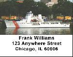 Coast Guard Labels - Coast Guard Craft Address Labels