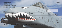 Air Force A-10 Warthog Checks