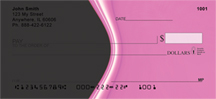 Hot Pink Personal Checks - Pink Checks